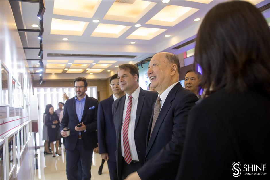 Images highlight China-US relations