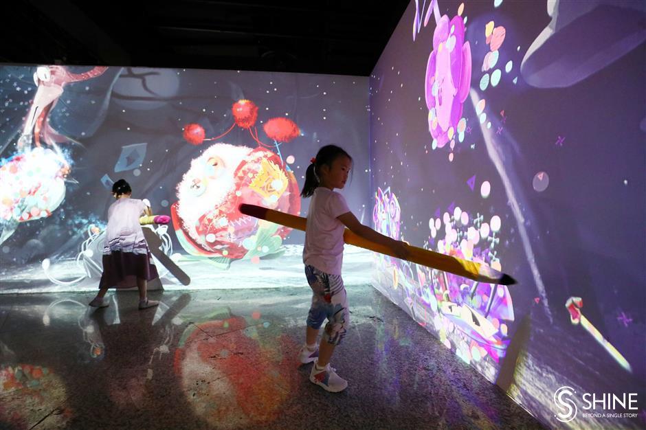 A wonderland for children to enjoy