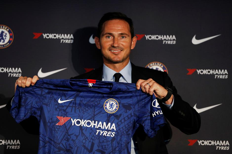 Challenging times ahead as Lampard returns to Chelsea
