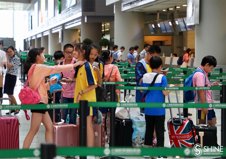 Airports set for summer travel rush