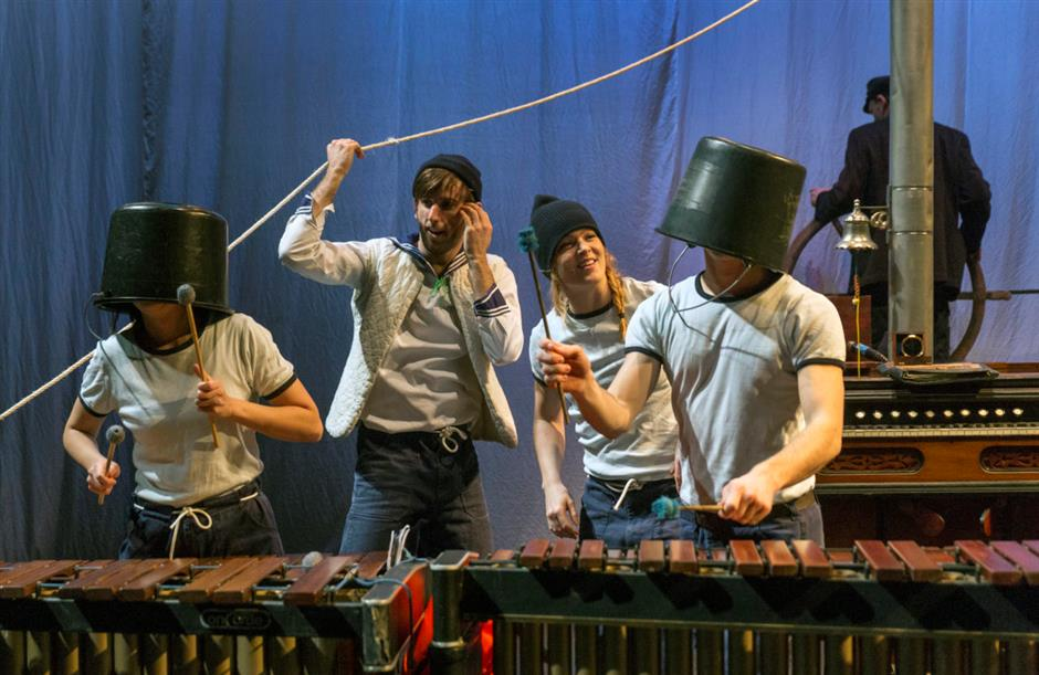 Curtain raised on Children's Theater Festival