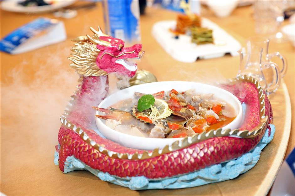 Iconic Huangpu tourist cruises get a tasty makeover