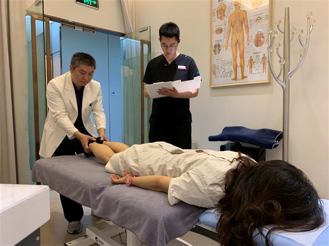 Shock waves bring new hope for easing pain