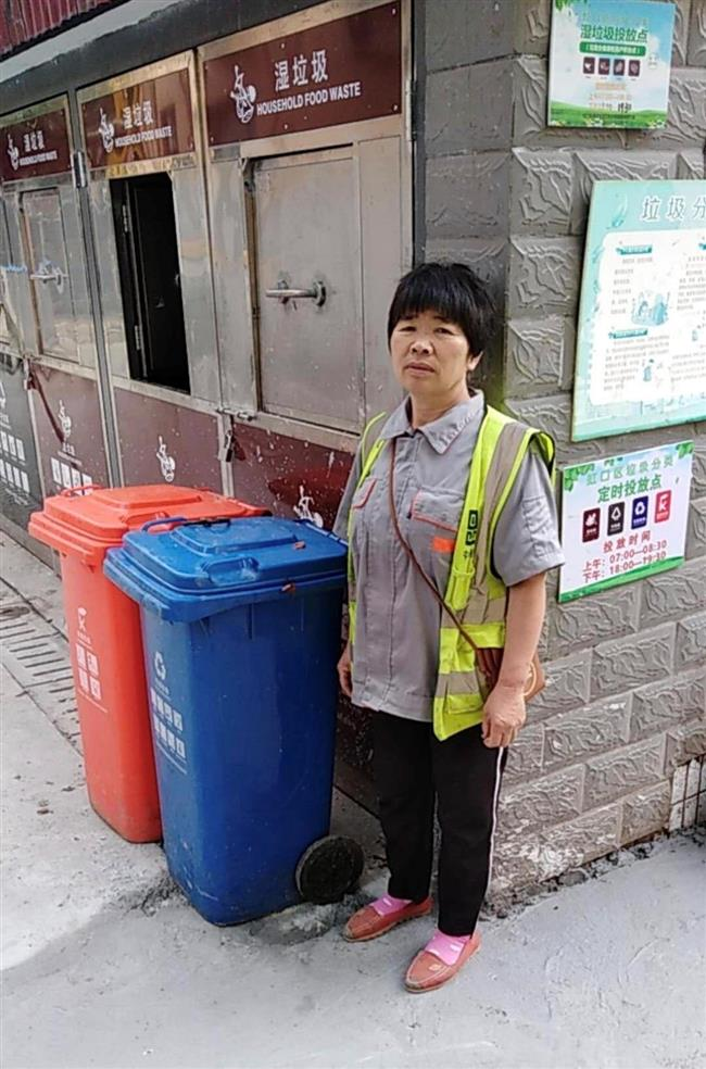 Woman gets 3 days of detention for refusing to sort her garbage