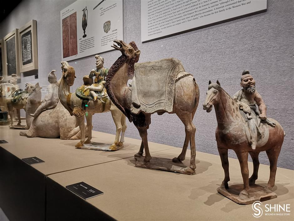 Exhibition celebrates people of the Silk Road