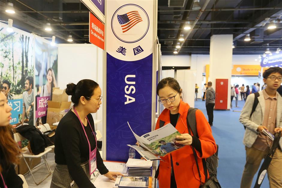 Chinese students eye alternative study destinations amid trade war