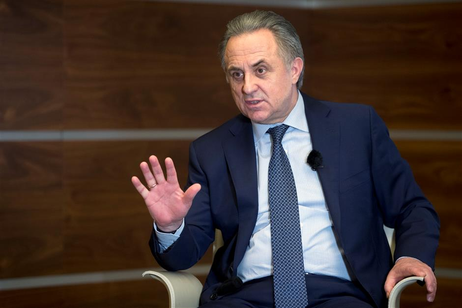 CAS overturns Olympic ban on Mutko
