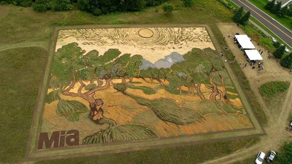 Earthwork artist picks Shanghai for what he calls his 'legacy work'