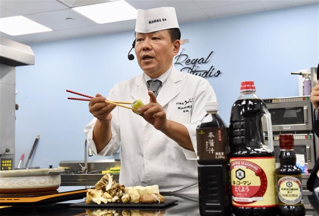 Explorative spirit is the secret to Japanese cuisine