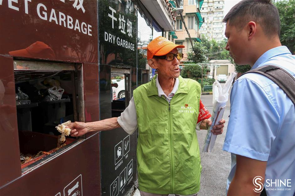 Trash sorting sows seeds of social interaction in grassroots
