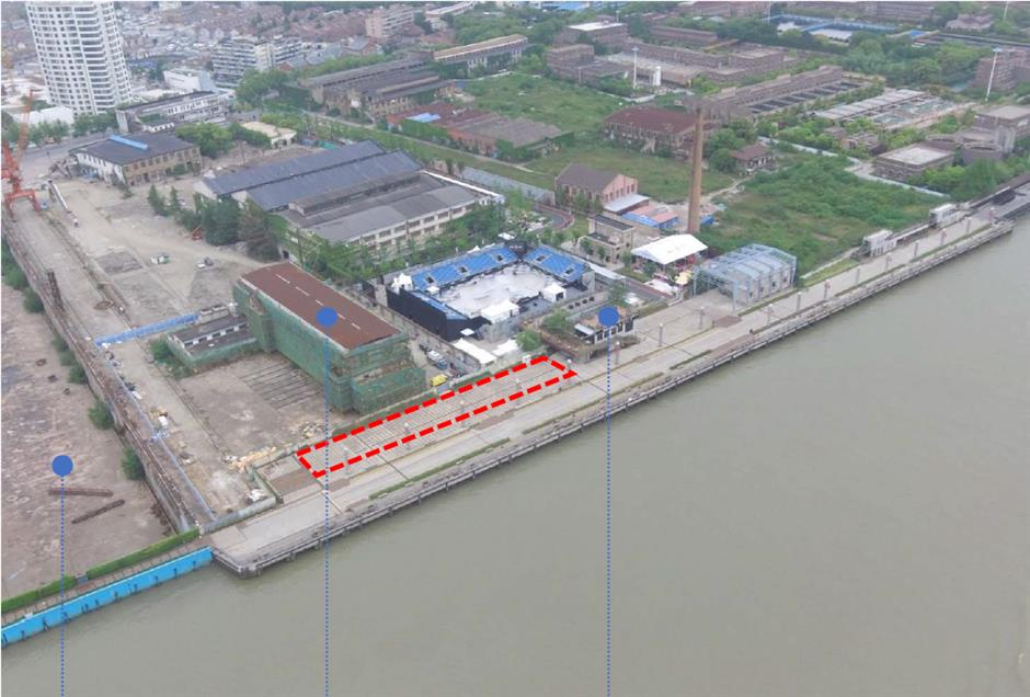 Global artists invited to create artworks for Yangpu waterfront