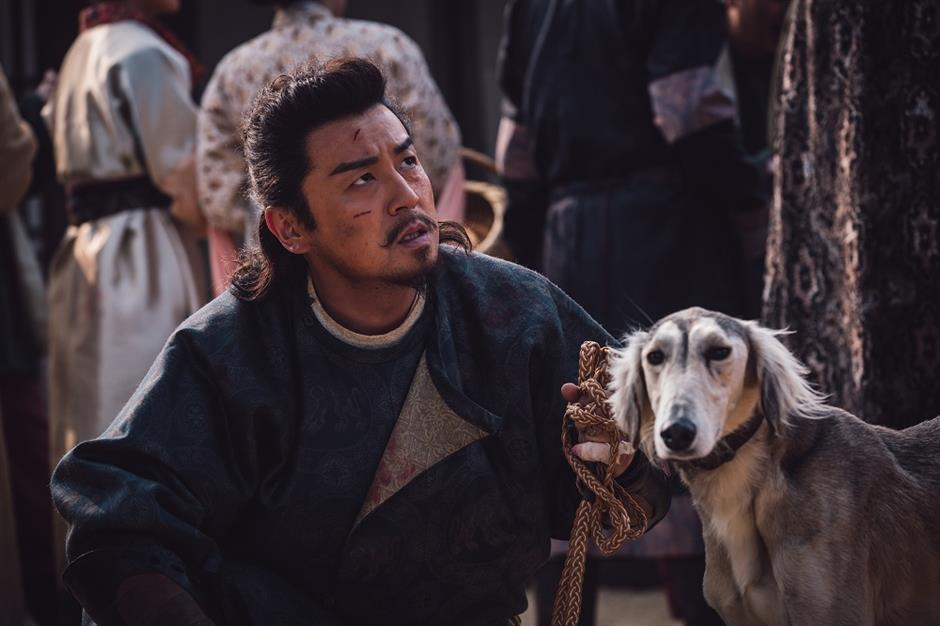 The Longest Day in Chang'an: Chinese web-drama depicts Tang Dynasty in detail