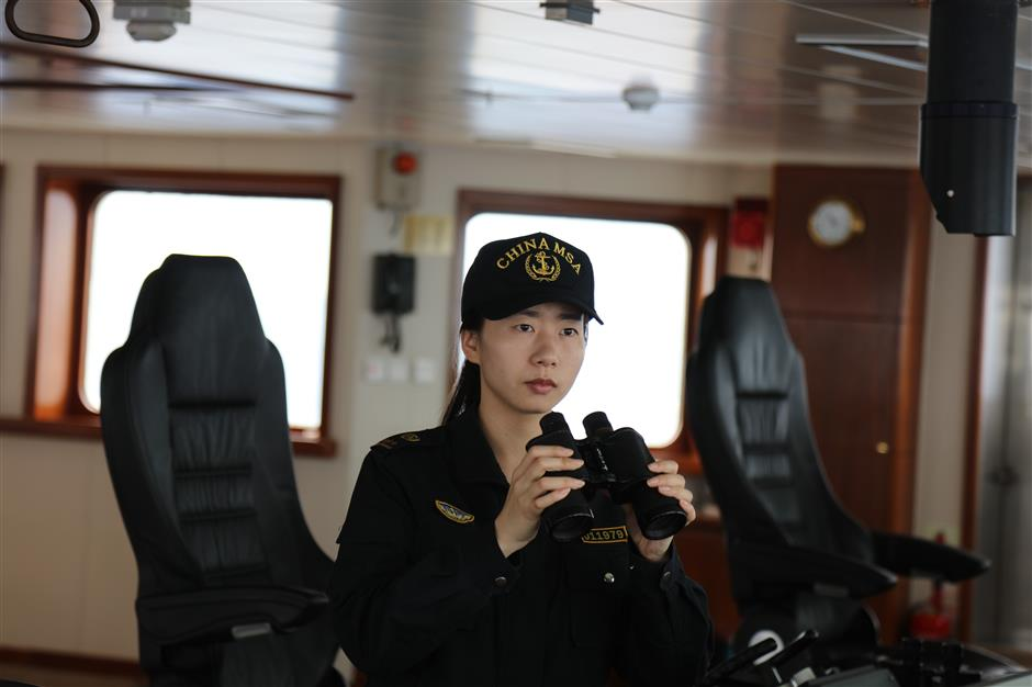 Women on deck in the maritime industry. Are you on board with that?