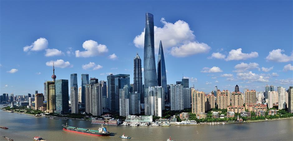 US architect's towering achievements in Shanghai