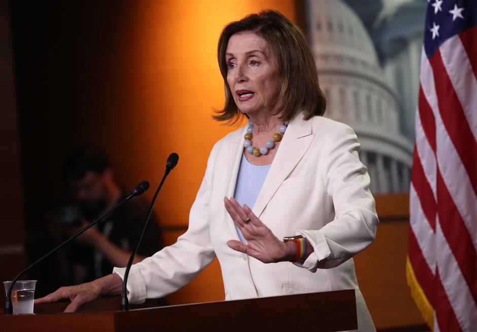 Trump rallies base as impeachment bid blocked in Congress