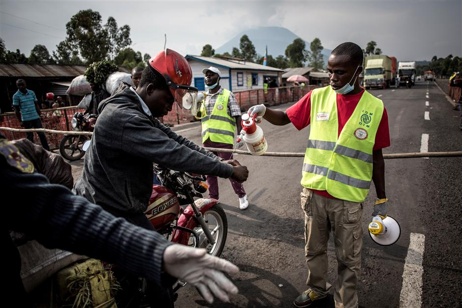 WHO declares Ebola outbreak in DRC 'emergency of int'l concern'
