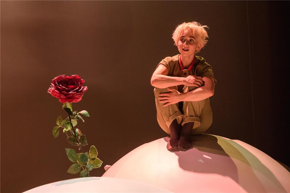 Dance play adaptation is fit for a Little Prince