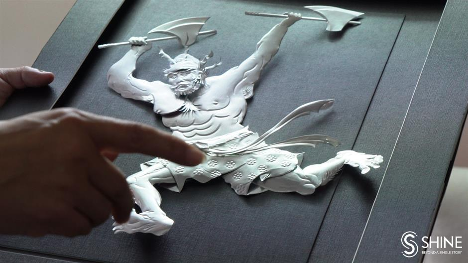 Can-do craftsman redefining pop art
