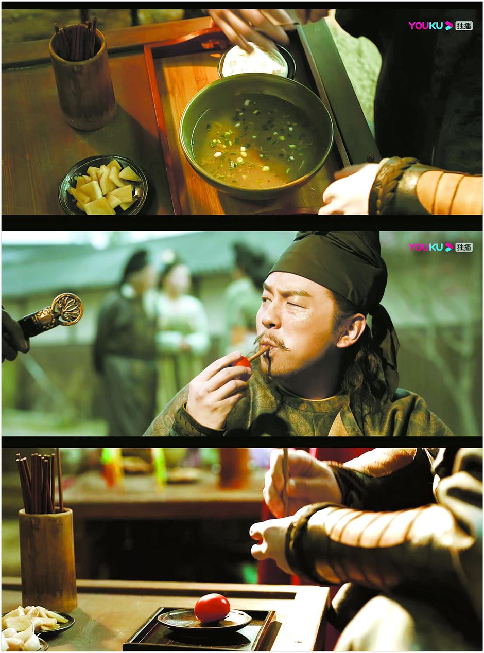 'Longest Day' leaves viewers craving for ancient delicacies