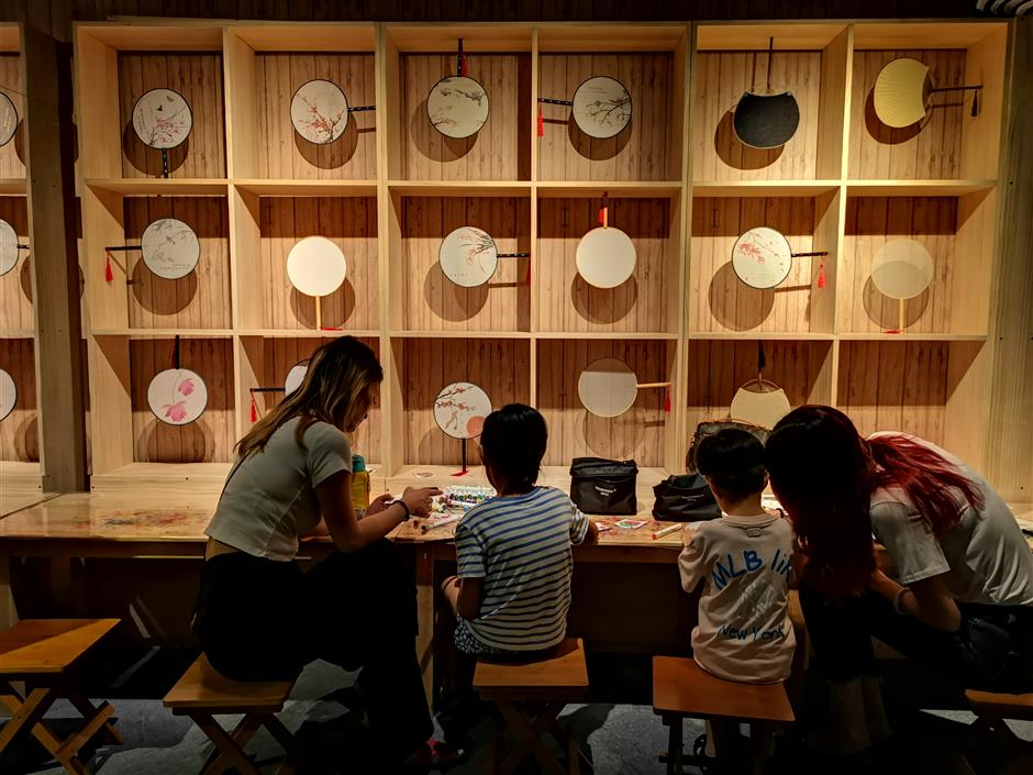 Ancient crafts' interactive exhibition for kids