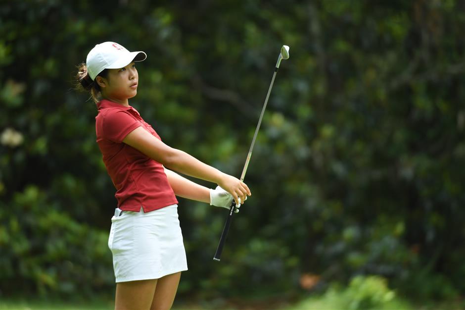 China's Ye wins US Girls' Junior Championship