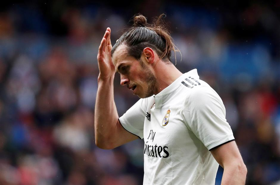 Jiangsu's Inter links mean Bale could be Serie A-bound