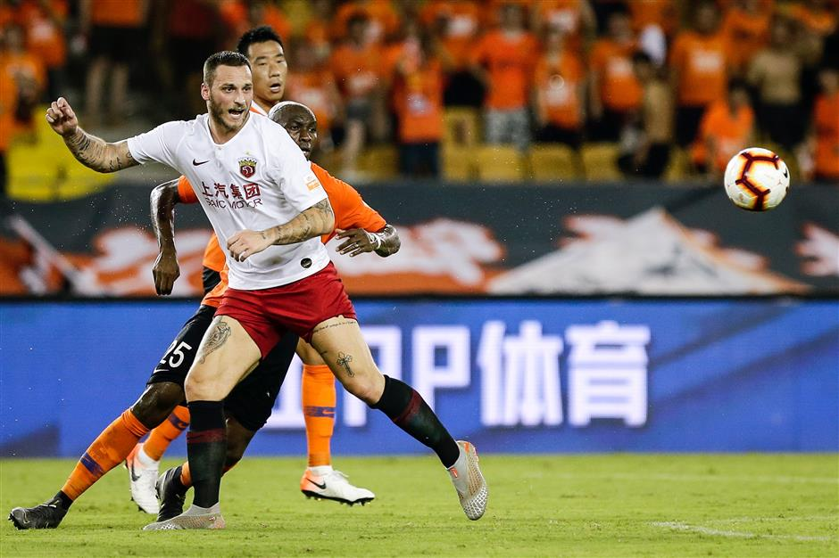 SIPG held to second straight CSL draw