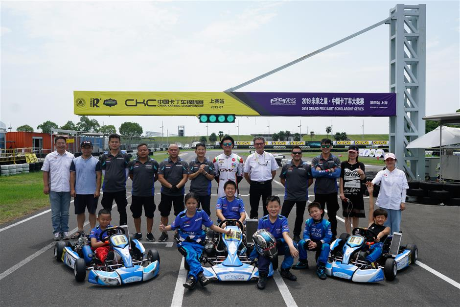 Joint karting race event a success