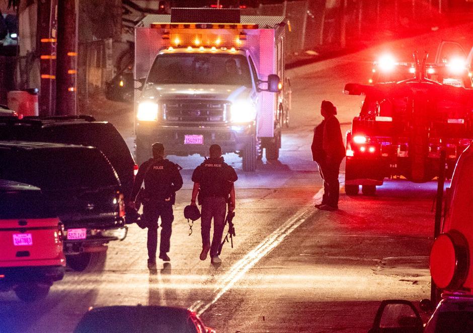 Gunman at California food festival kills 3