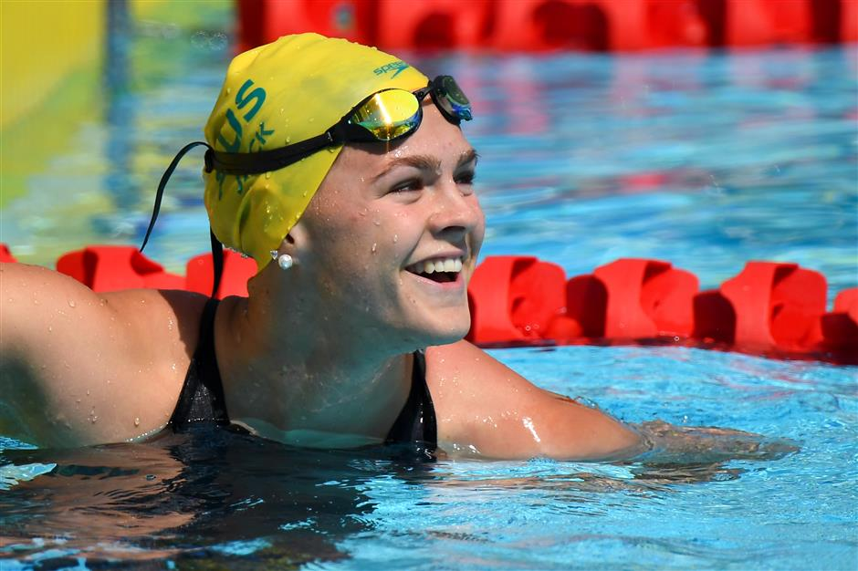 Drug-tainted Aussie swimmer facing four-year ban: report