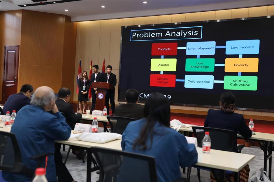 Student international entrepreneurship camp a success