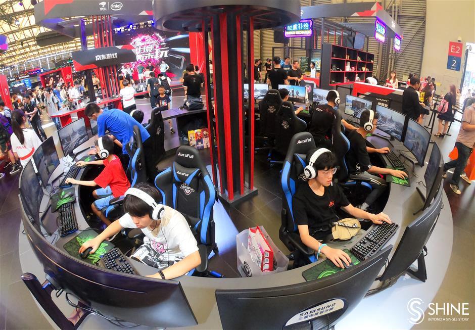 Game on at ChinaJoy