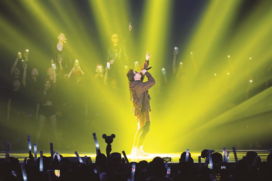 Multitalented Mandpop star is 'Coming home'
