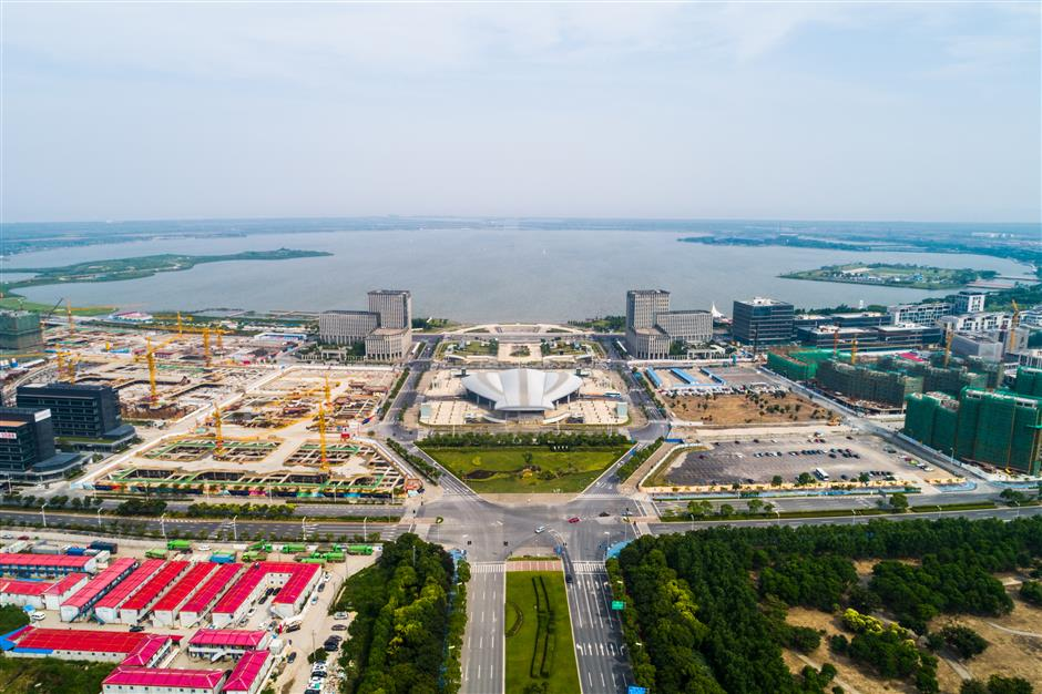China issues overall plan for new area of Shanghai FTZ