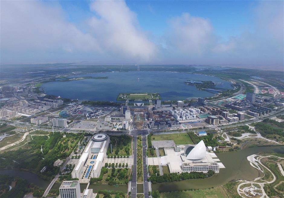 China unveils Lingang plan that will rival world's most competitive FTZs
