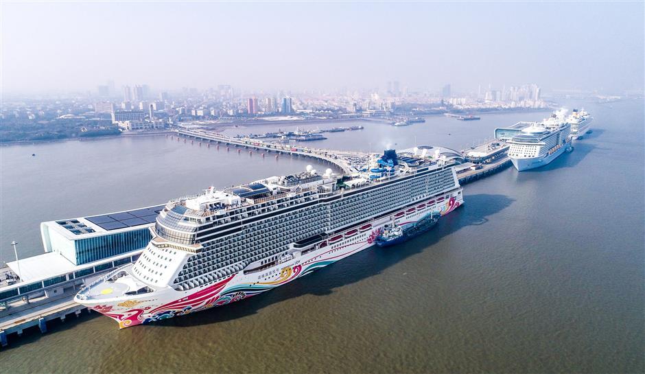 Baoshan cruising to world status
