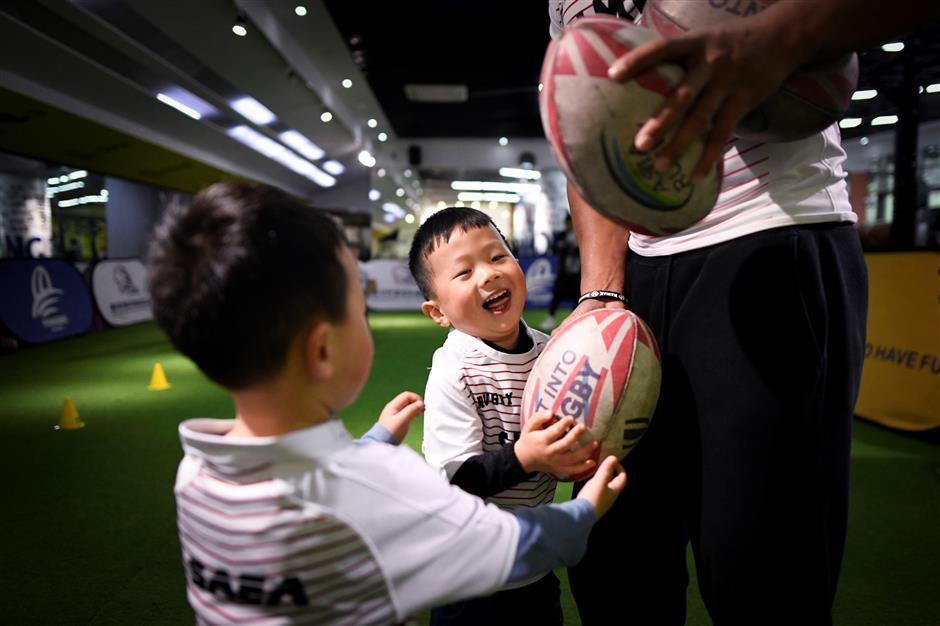 Try, try and try again: rugby's attempts to break into China