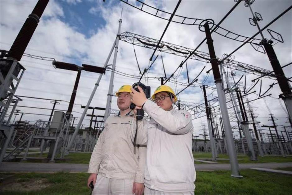 State Grid has power to keep electricity flowing