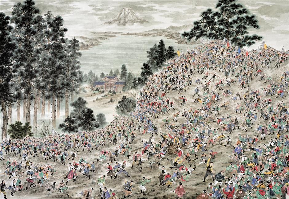 Chinese-born artist wins 2020 Tokyo honor