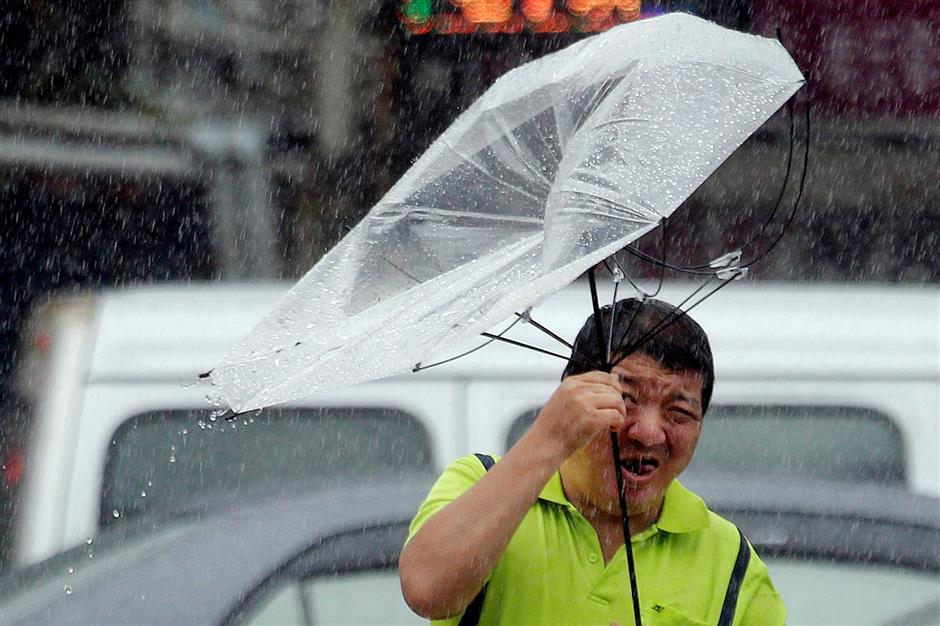 1 dead, several injured as Typhoon Lekima hits Taiwan