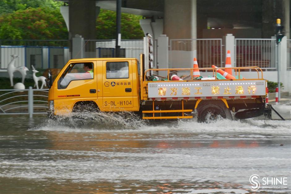 More typhoon rainstorms on the way