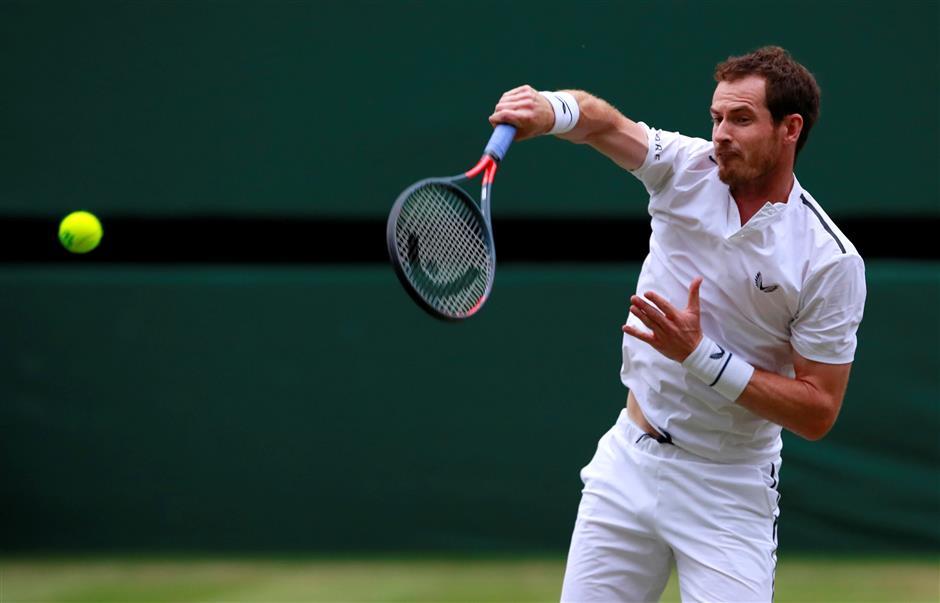 Murray set for Zhuhai, China Open