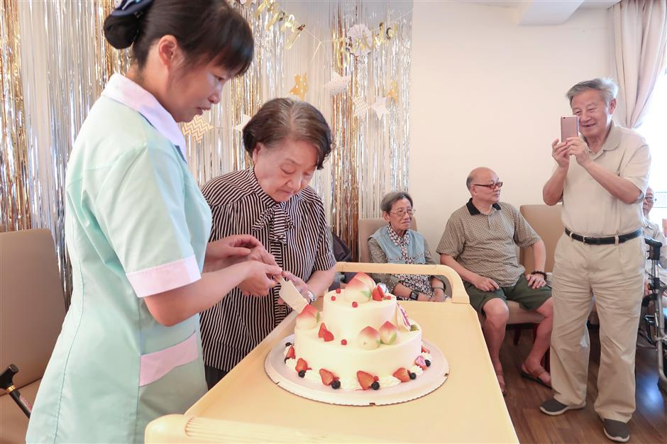 Treat them like family: looking after the elderly