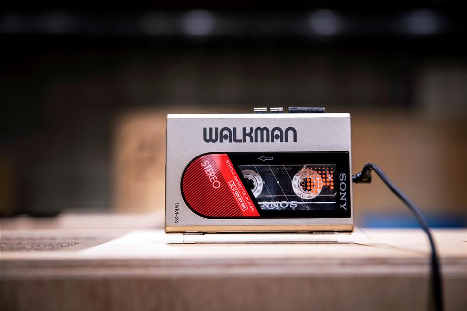 With an eye on youth, Sony reinvents popular Walkman
