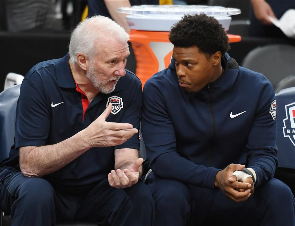 Raptors' Lowry withdraws from US World Cup team