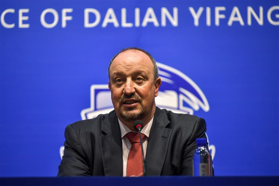 Benitez says 'unfulfilled promises' sparked Newcastle exit