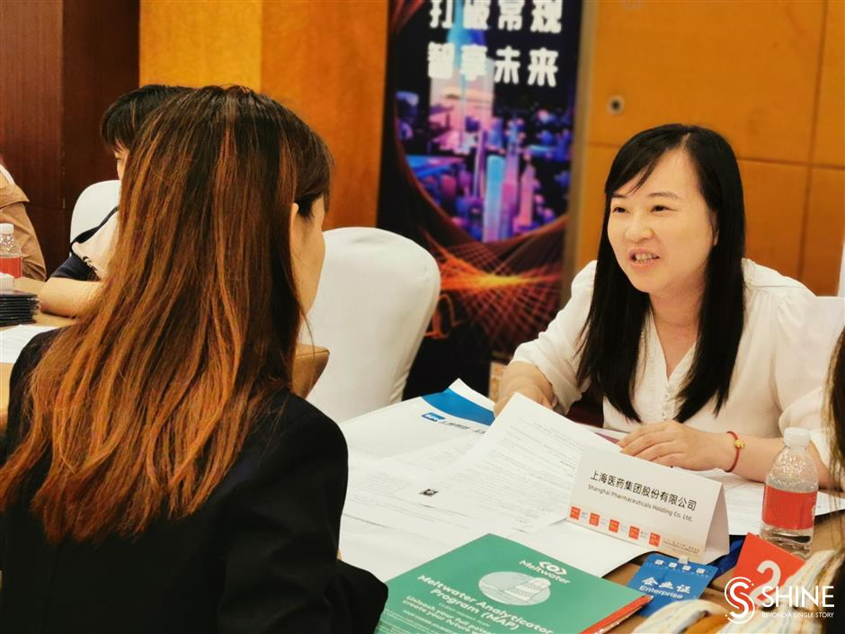 Job fair aims to make Shanghai home for global young talent
