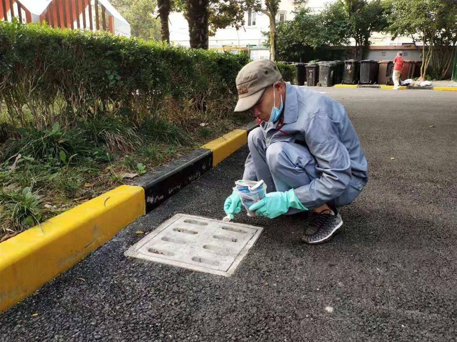 Health commission battles dengue fever