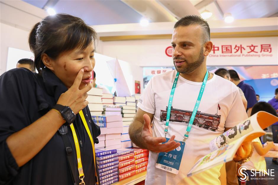 Hundreds of new books debut as Shanghai Book Fair kicks off