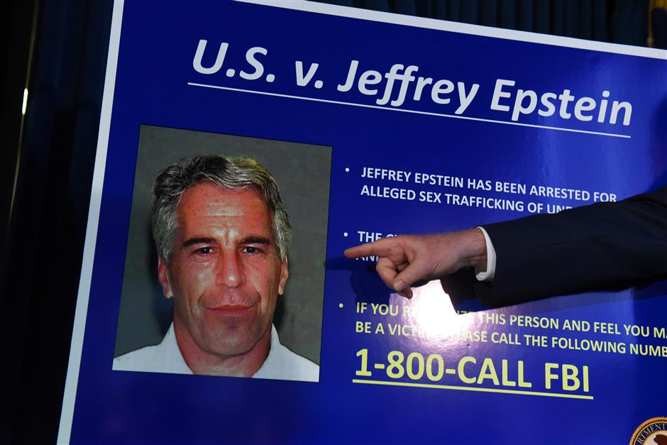 Jeffrey Epstein autopsy report finds broken bones in neck: Washington Post